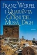 Cover of I quaranta giorni del Mussa Dagh