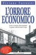 Cover of L'orrore economico