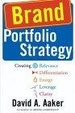 Cover of Brand Portfolio Strategy