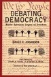 Cover of Debating Democracy