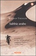 Cover of Sabbie arabe