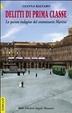 Cover of Delitti di prima classe. La quinta indagine del commissario Martini