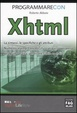 Cover of Programmare con Xhtml