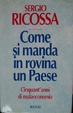 Cover of Come si manda in rovina un paese