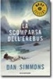 Cover of La scomparsa dell'Erebus
