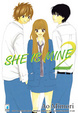 Cover of She is mine vol. 2