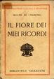 Cover of Il fiore dei miei ricordi