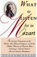 Cover of What to Listen for in Mozart