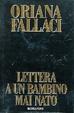 Cover of Lettera ad un bambino mai nato