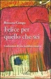 Cover of Felice per quello che sei. Confessioni di una buddista emotiva