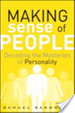 Cover of Making Sense of People