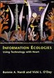 Cover of Information Ecologies