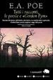 Cover of Tutti i racconti, le poesie e «Gordon Pym»