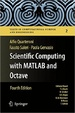Cover of Scientific Computing with MATLAB and Octave