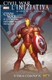 Cover of Civil War: L'Iniziativa