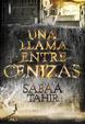 Cover of Una llama entre cenizas