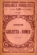 Cover of Giulietta e Romeo