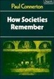 Cover of How Societies Remember