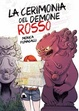 Cover of La cerimonia del demone rosso