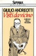 Cover of Visti da vicino