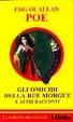 Cover of Gli omicidi della Rue Morgue e altri Racconti