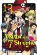 Cover of Yamada-kun e le 7 streghe vol. 13