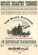 Cover of The Black Diamond : Agenzia investigativa