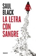 Cover of La letra con sangre