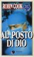Cover of Al posto di Dio