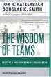 Cover of The Wisdom of Teams