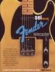 Cover of Sei decadi di Fender telecaster. La storia della prima chitarra elettrica solidbody del mondo