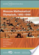 Cover of Moscow Mathematical Olympiads, 1993-1999