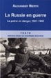 Cover of La Russie en guerre