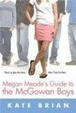 Cover of Megan Meade's Guide to the McGowan Boys