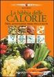 Cover of La bibbia delle calorie