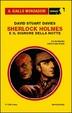 Cover of Sherlock Holmes e il Signore della Notte