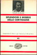 Cover of Splendori e miserie delle cortigiane