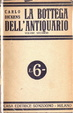 Cover of La bottega dell'antiquario Vol II