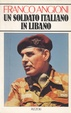 Cover of Un soldato italiano in Libano