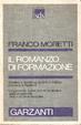 Cover of Il romanzo di formazione