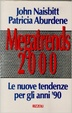 Cover of Megatrends 2000
