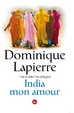 Cover of India mon amour