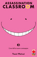 Cover of Assassination Classroom vol. 3