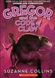 Cover of Gregor and the Code of Claw