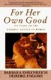 Cover of For Her Own Good
