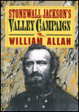 Cover of Stonewall Jackson's Valley Campaign