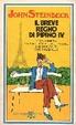 Cover of Il breve regno di Pipino IV