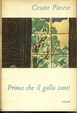 Cover of Prima che il gallo canti