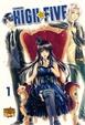 Cover of Fujiwara High Five vol. 1