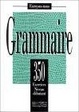 Cover of 350 Exercices De Grammaire Niveau Debutant